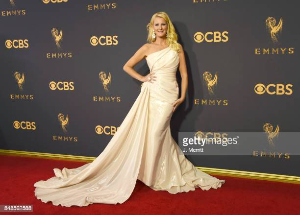 Chef Sandra Lee attends the 69th Annual Primetime Emmy Awards at Microsoft Theater on September 17 2017 in Los Angeles California