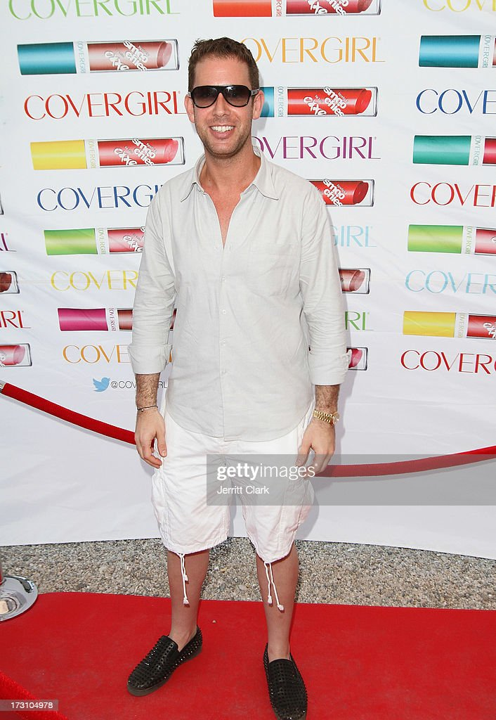 Chef Seth Levine attends Covergirl's #EasyBreezySummer event at The Surf Lodge on July 6, 2013 in Montauk, New York.