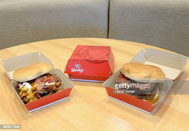 Chef Spike Mendelsohn – one of the top five finalists on the fourth season of Bravo's Top Chef – puts his own spin on Wendy's iconic Baconator at a...