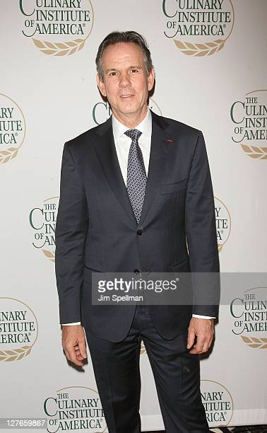 Chef Thomas Keller attends the Culinary Institute of America's 2011 Augie Awards at The New York Marriott Marquis on March 30 2011 in New York City