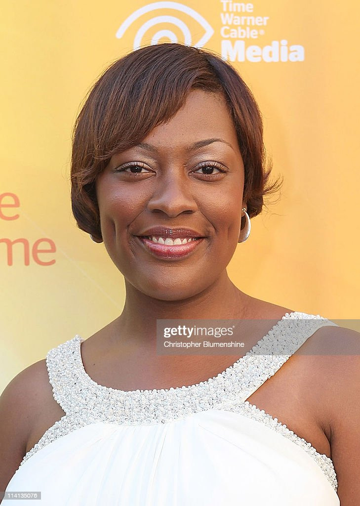 Chef Tiffany Derry attends the Time Warner Cable Media Upfront Event 'Summertime Is Cable Time' on May 12, 2011 in Dallas, Texas.