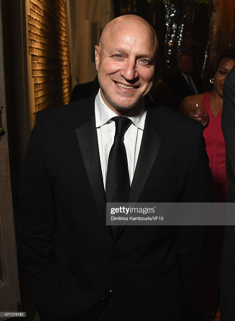 Bloomberg & Vanity Fair Cocktail Reception Following The 2015 WHCA Dinner