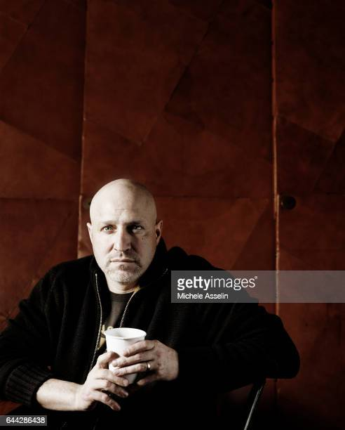 Chef Tom Colicchio is photographed at a portrait session on August 3 2007 in New York City