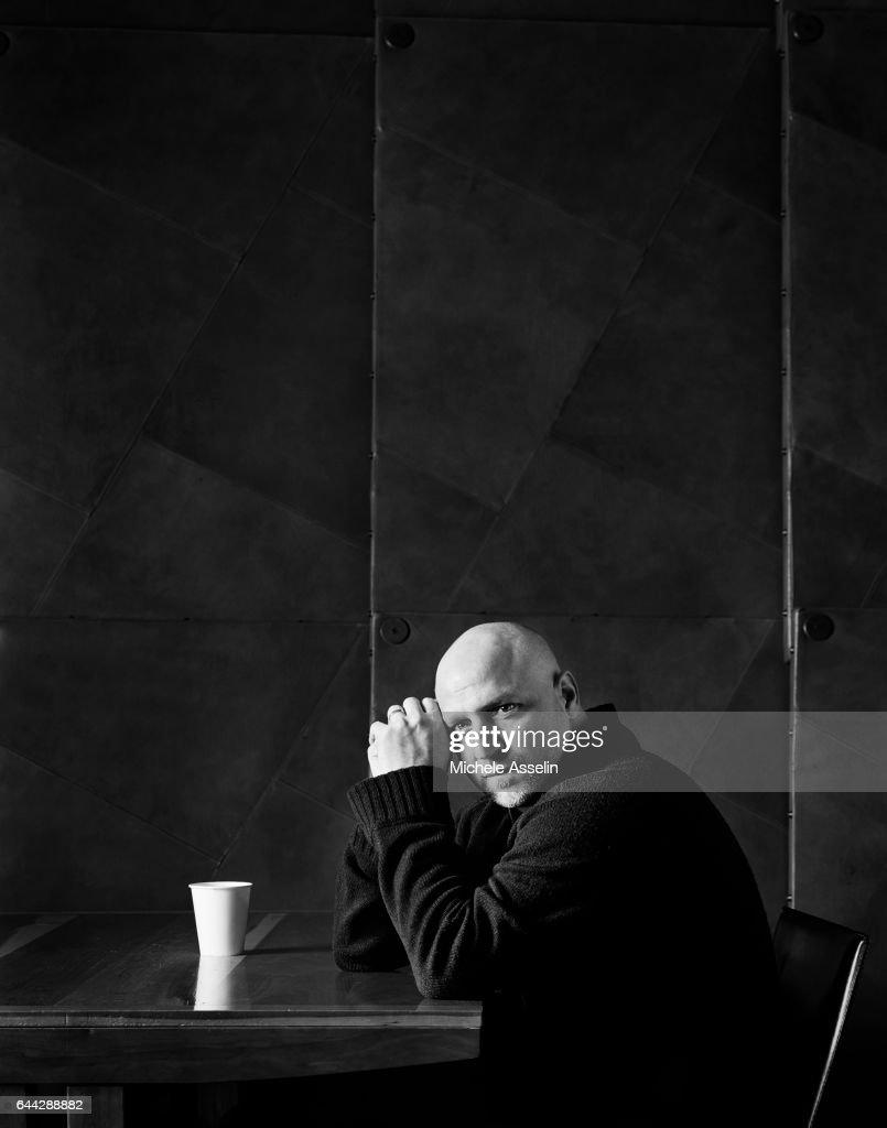 Tom Colicchio, Portrait Session, August 3, 2007