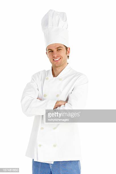Chef Wearing Whites