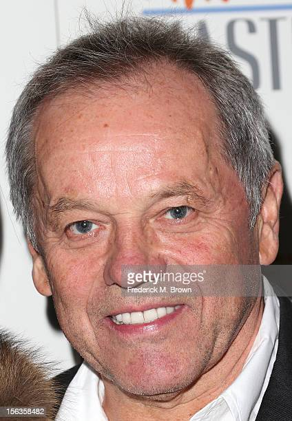 Chef Wolfgang Puck attends the Premiere Of 'American Masters Inventing David Geffen' at The Writers Guild of America on November 13 2012 in Beverly...
