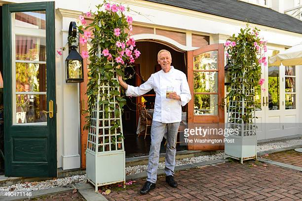 Chef/Owner Patrick OConnell at The Inn at Little Washington