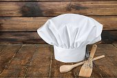 Chef's Hat, Hat, Kitchen Utensil.