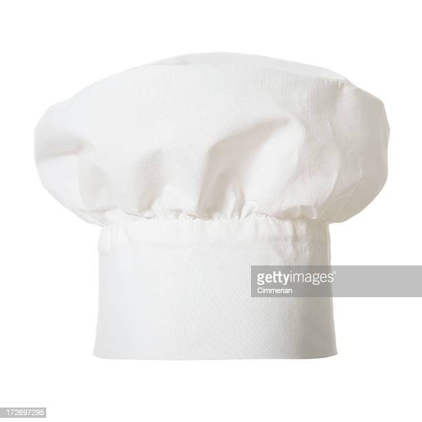 Chef's hat (on white)