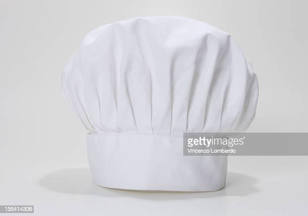 Chef's hat, studio shot, close up