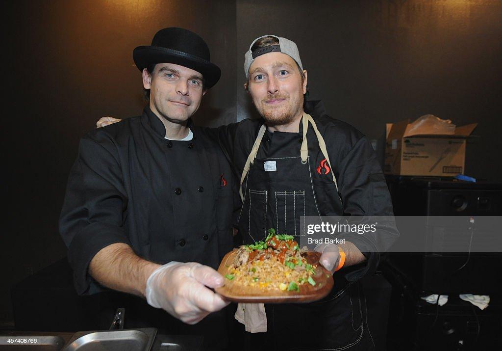 The Kitchen Show Cast thrillist's barbecue & the blues presentedcreekstone farms
