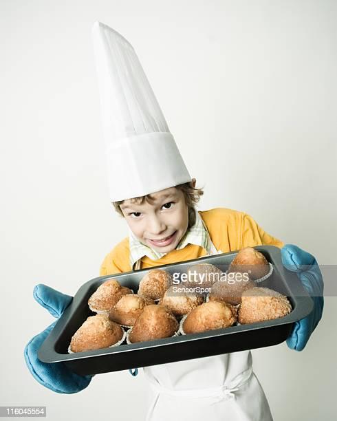Chef's muffin tray