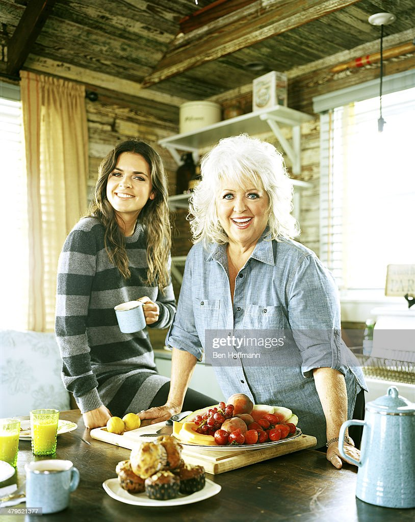 Paula deen photo getty images - Chefs Paula Deen And Katie Lee Are Photographed For More Magazine On August 3 2011