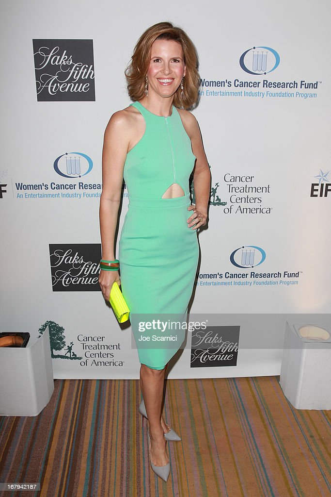 "Chef/TV personality Candace Nelson attends EIF Women's Cancer Research Fund's 16th Annual ""An Unforgettable Evening"" presented by Saks Fifth Avenue at the Beverly Wilshire Four Seasons Hotel on May 2, 2013 in Beverly Hills, California."