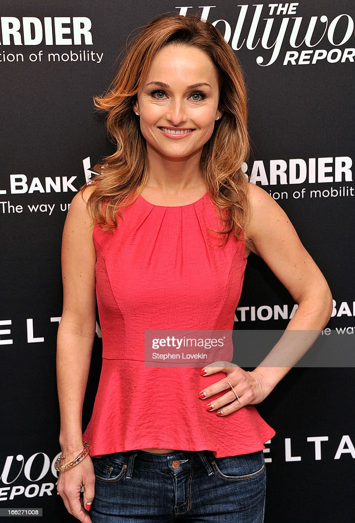 Chef/TV personality Giada De Laurentiis attends The Hollywood Reporters 35 Most Powerful People In Media at Four Seasons Grill Room on April 10, 2013 in New York City.