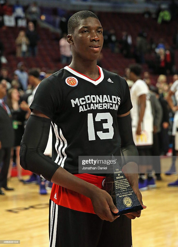 2015 McDonald's All American Game