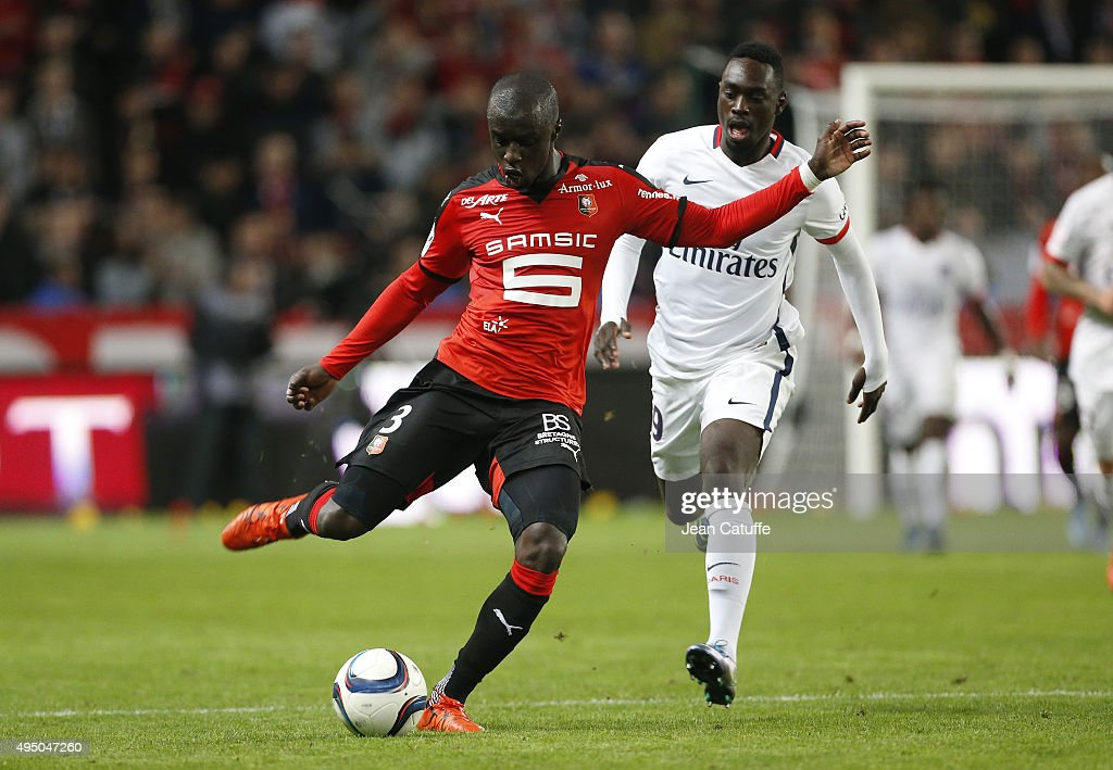 Stade Rennes v Paris Saint-Germain - Ligue 1