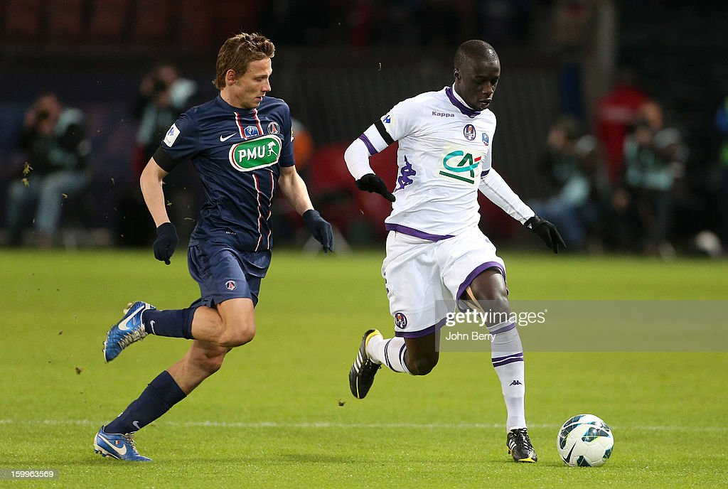 Paris Saint-Germain FC v Toulouse FC - French Cup