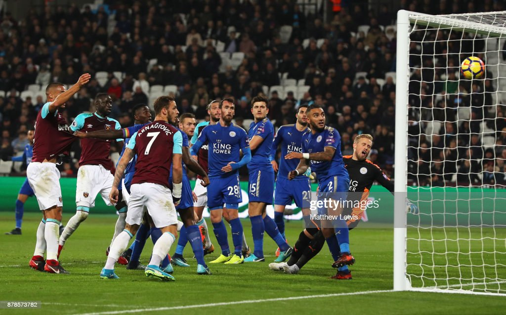 West Ham United v Leicester City - Premier League