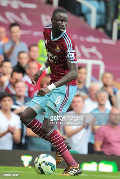Cheikhou Kouyate Tottenham Hotspur