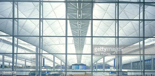 Chek Lap Kok Hong Kong International Airport Hong Kong Hong Kong Architect Foster And Partners Chek Lap Kok Hong Kong International Airport Through...