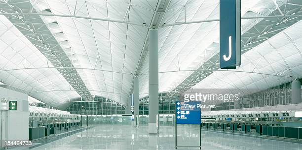 Chek Lap Kok Hong Kong International Airport Hong Kong Hong Kong Architect Foster And Partners Chek Lap Kok Hong Kong International Airport