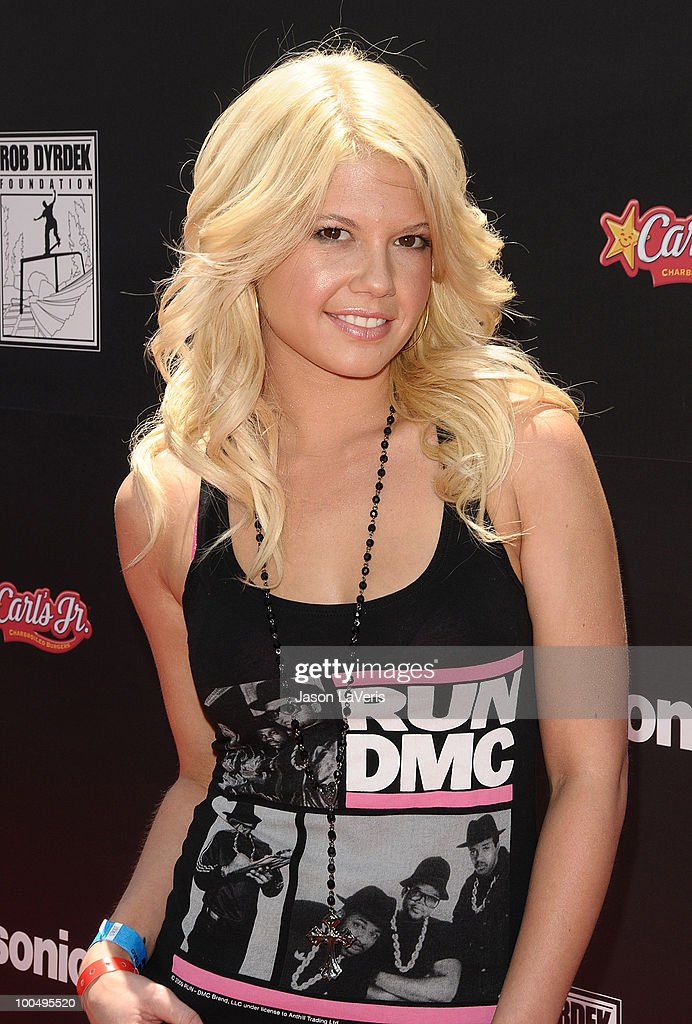 Chelsea Chanel 'CC' Dudley attends the 'Sk8 For Life' benefit at Fantasy Factory on May 22, 2010 in Los Angeles, California.