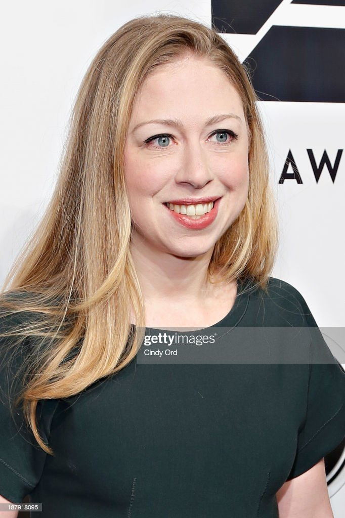 Chelsea Clinton attends the 2013 Emery Awards at Cipriani Wall Street on November 13, 2013 in New York City.