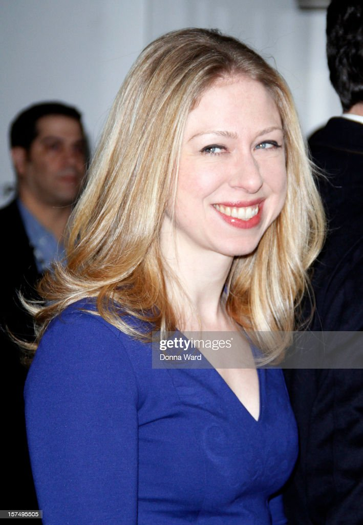 Chelsea Clinton attends The Museum of Modern Art Film Benefit Honoring Quentin Tarantino at MOMA on December 3, 2012 in New York City.