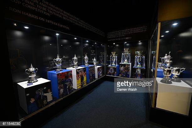 Chelsea FC's Museum at Stamford Bridge