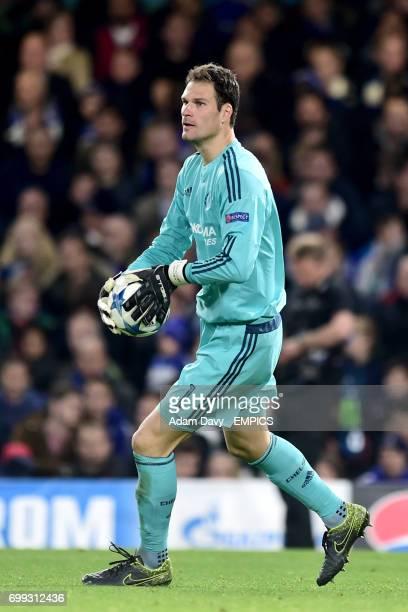 Chelsea goalkeeper Asmir Begovic