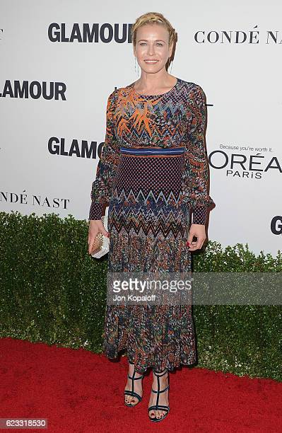 Chelsea Handler arrives at Glamour Women Of The Year 2016 at NeueHouse Hollywood on November 14 2016 in Los Angeles California