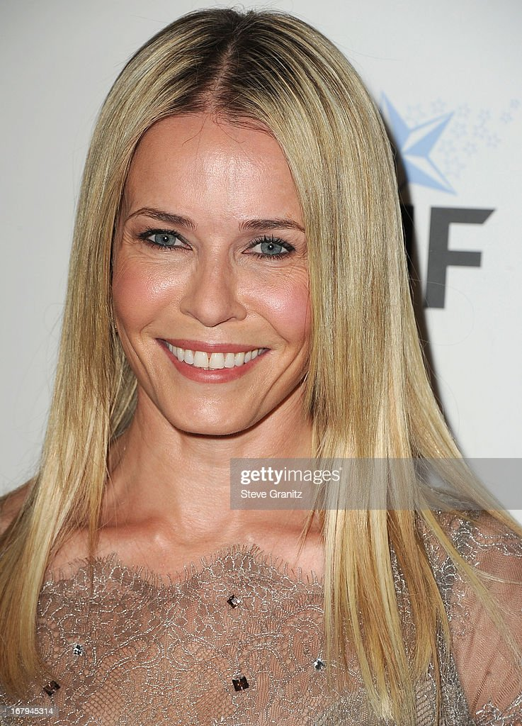 Chelsea Handler arrives at the An Unforgettable Evening Benefiting EIF's Women's Cancer Research Fund at Regent Beverly Wilshire Hotel on May 2, 2013 in Beverly Hills, California.