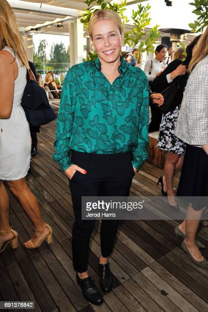 Chelsea Handler attends an evening with Senator Gillibrand at NeueHouse Hollywood on June 1 2017 in Los Angeles California