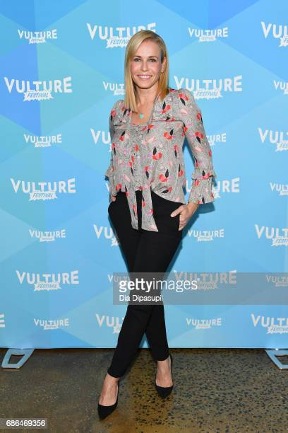 Chelsea Handler attends the 2017 Vulture Festival at Milk Studios on May 21 2017 in New York City