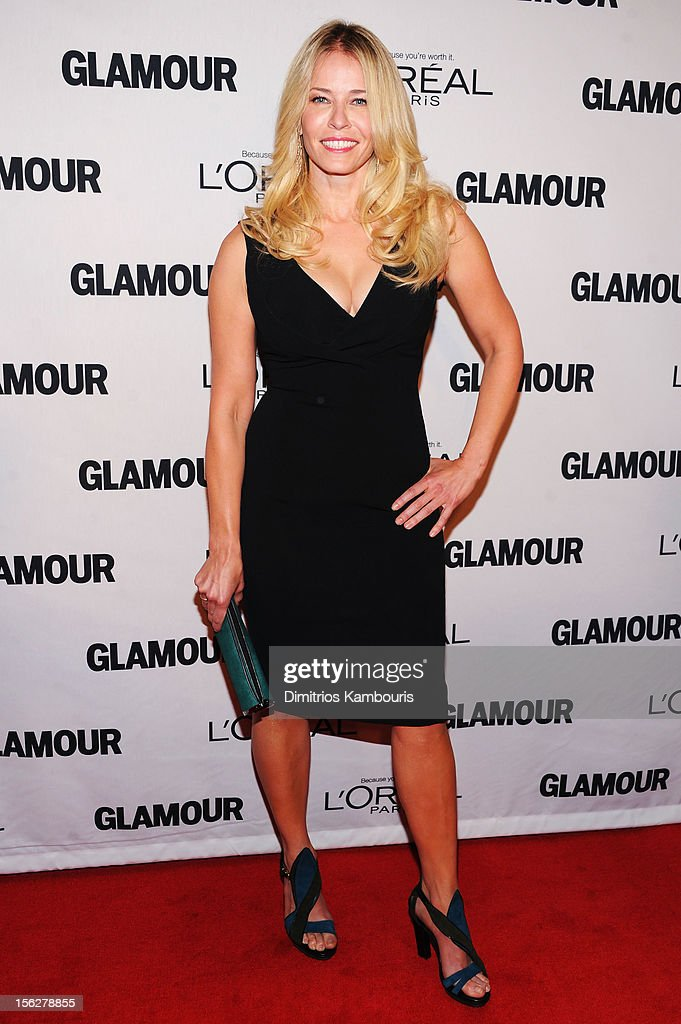 Chelsea Handler attends the 22nd annual Glamour Women of the Year Awards at Carnegie Hall on November 12, 2012 in New York City.