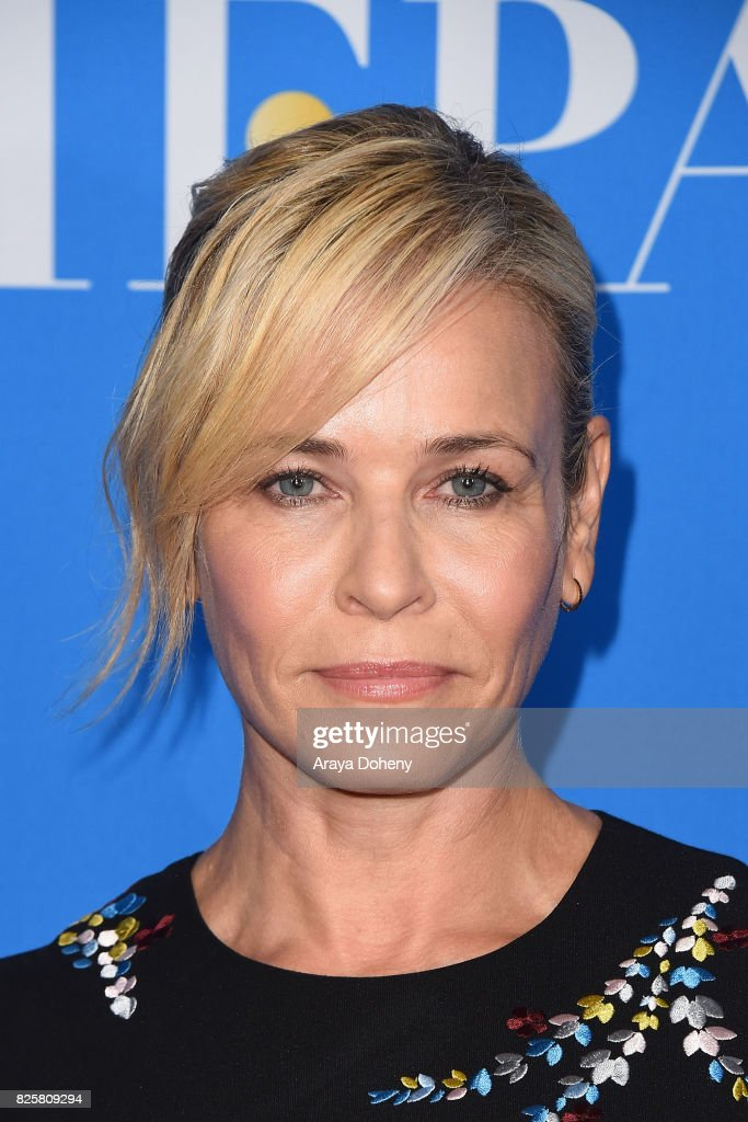 Chelsea Handler attends the Hollywood Foreign Press Association's Grants Banquet at the Beverly Wilshire Four Seasons Hotel on August 2, 2017 in Beverly Hills, California.