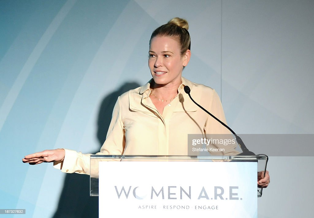 <a gi-track='captionPersonalityLinkClicked' href=/galleries/search?phrase=Chelsea+Handler&family=editorial&specificpeople=599162 ng-click='$event.stopPropagation()'>Chelsea Handler</a> attends WOMEN A.R.E Inaugural Summit Presented By PANDORA at SLS Hotel on November 7, 2013 in Beverly Hills, California.