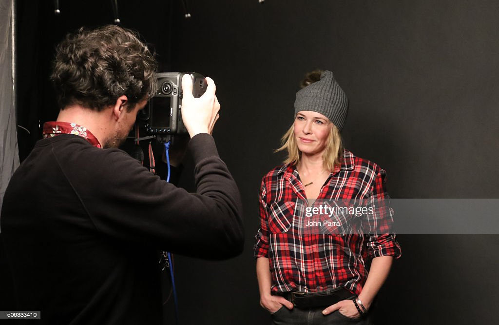 Chelsea Handler from the film 'Chelsea Does' poses for a portrait during The Hollywood Reporter 2016 Sundance Studio at Rock & Reilly's Day 1 on January 22, 2016 in Park City, Utah.