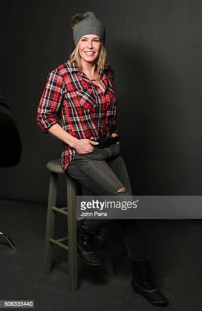Chelsea Handler from the film 'Chelsea Does' poses for a portrait during The Hollywood Reporter 2016 Sundance Studio at Rock Reilly's Day 1 on...