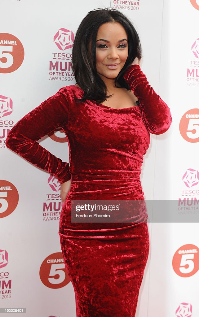 Chelsea Healey attends the Tesco Mum of the Year awards at The Savoy Hotel on March 3, 2013 in London, England.