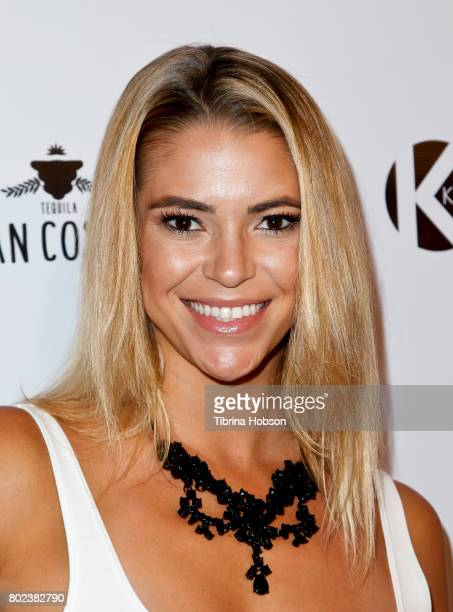 Chelsea Jeffers attends Kyle Chan's 3rd annual #LOVECAMPAIGN Party at SUR Lounge on June 27 2017 in Los Angeles California