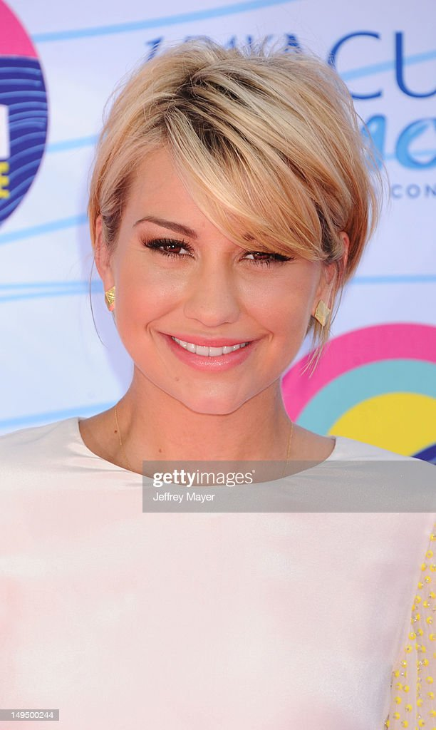 Chelsea Kane arrives at the 2012 Teen Choice Awards at Gibson Amphitheatre on July 22, 2012 in Universal City, California.