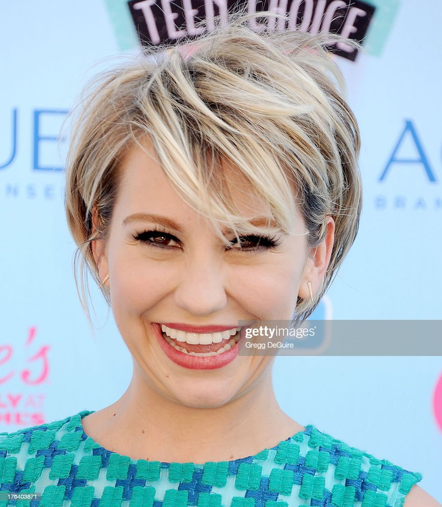 Chelsea Kane arrives at the 2013 Teen Choice Awards at Gibson Amphitheatre on August 11, 2013 in Universal City, California.