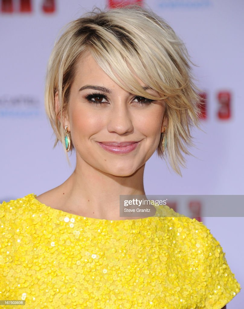 Chelsea Kane arrives at the 'Iron Man 3' - Los Angeles Premiere at the El Capitan Theatre on April 24, 2013 in Hollywood, California.