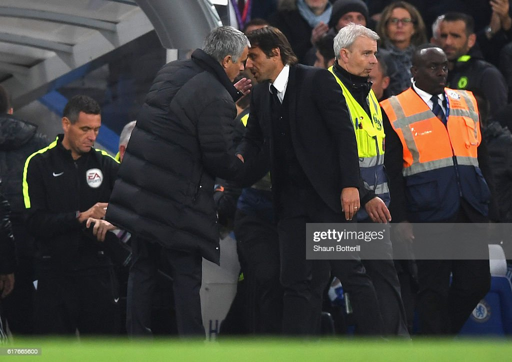 Chelsea v Manchester United - Premier League : News Photo