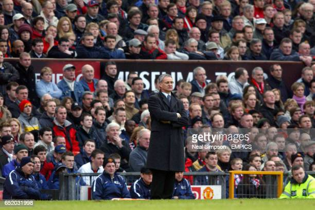 Chelsea Manager Claudo Ranieri