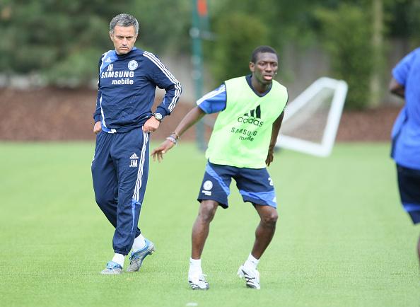 Jose Mourinho Shaun Wright-Phillips