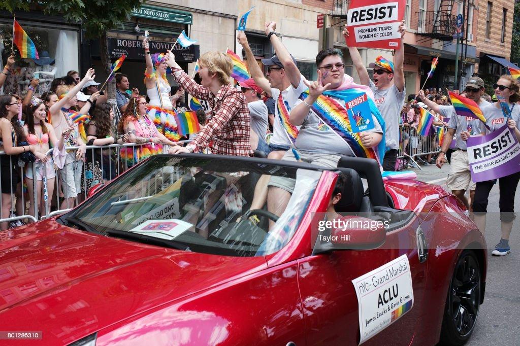 New York City Pride 2017 - The March