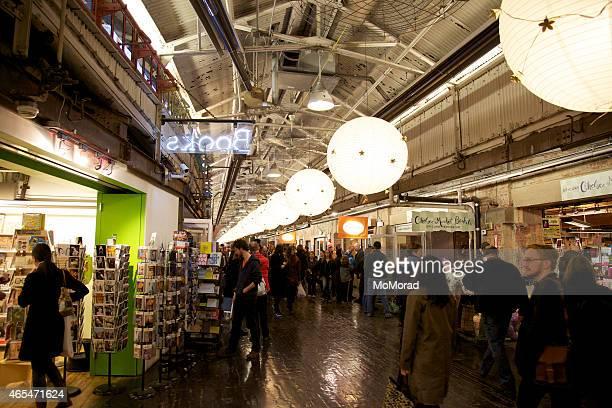 Chelsea Market in New York
